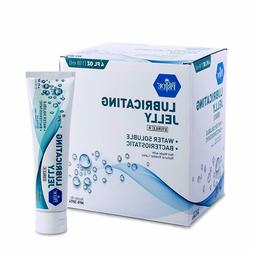 1 Unit Lubricating Jelly 4fl Oz Tube,Water Soluble, Sterile,