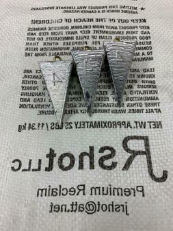 4 oz Pyramid Sinkers - Lead Fishing Weights - Free Shipping