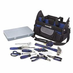 KOBALT 22pc HOUSEHOLD TOOL SET KNIFE HAM