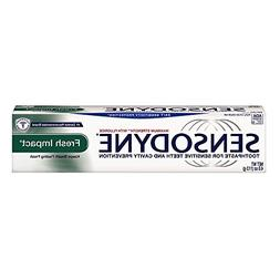 Sensodyne 24/7 Sensitivity Protection Fresh Impact Toothpast