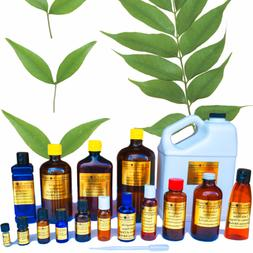 4 oz Neem Essential Oil - 100% PURE NATURAL - Aromatherapy C