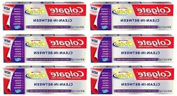 6 Pack -Colgate Total Clean-In Between Gel Toothpaste Micro-
