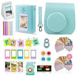 Fujifilm Instax Mini 9 or Mini 8 Instant Camera Accessories