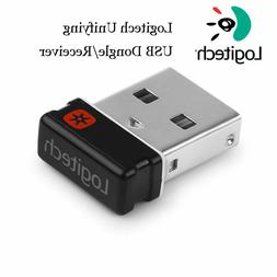 Logitech Unifying Receiver USB Dongle for mouse and keyboard
