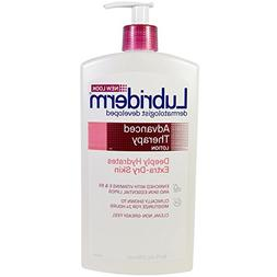 Lubriderm, Advanced Therapy Lotion, Deeply-Hydrates Extra-Dr