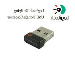 Original Logitech Unifying Receiver 1 to 6 Devices USB Wirel