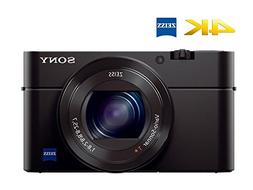 Sony RX100 IV 20.1 MP Premium Compact Digital Camera w/ 1-in