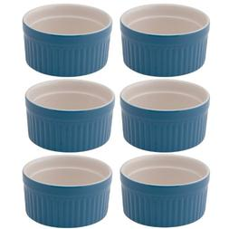 Mrs. Anderson's Baking Souffle Ramekin, Ceramic Earthenwar