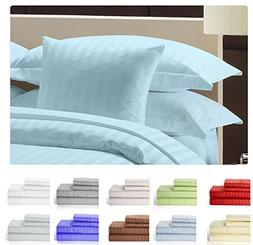 Lux Decor Bed Sheet Set - Brushed Microfiber 1800 Bedding -