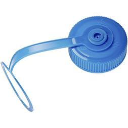 Nalgene Blue Wide Mouth Loop Top Lid Bottle Cap