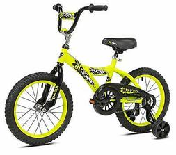 "KENT Boys Pro Bike, 16"", Yellow"
