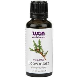 Now 100 Pure Cedarwood 1 oz30mL