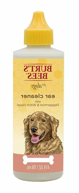 CLEANS AND SOOTHES DOG'S EAR Care Cleaner Treatment Prevent