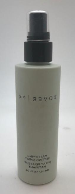 COVER | FX MATTIFYING SETTING SPRAY 4 OZ u/b SEE DETAILS