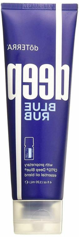 deep blue rub 4oz free shipping brand