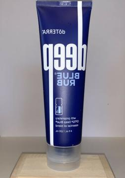 doTERRA Deep Blue Rub Lotion 4 oz - New and Factory Sealed E