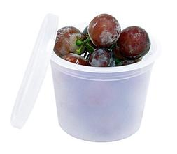 deluxe deli food storage containers