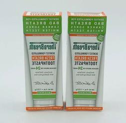 TheraBreath Dentist Formulated Anti-Cavity Toothpaste Mike M