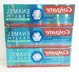 Colgate Enamel Health Multi-protection Cool Mint 4 Ounce Pac