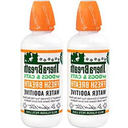 TheraBreath – Fresh Breath Water Additive for Pets – Vet