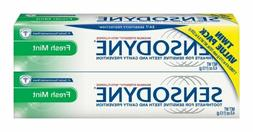 Sensodyne Fresh Mint Toothpaste, 4 oz,