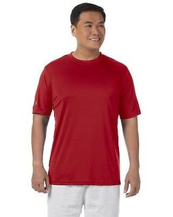 Champion Gym Shirt Men's Short Sleeve 4 oz Double Dry Perfor