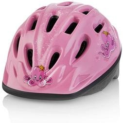 KIDS Bike Helmet – Adjustable from Toddler to Youth Size,