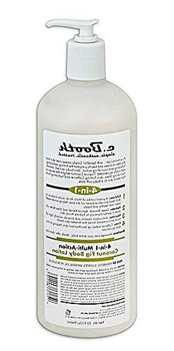 c. Booth 32 oz. 4-in-1 Multi-Action Body Lotion in Coconut F