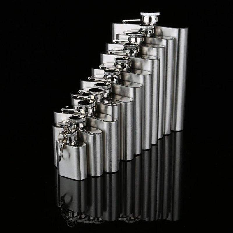 UPORS <font><b>OZ</b></font> Flask Stainless Hip Liquor Bottle Alcohol Whiskey Flask