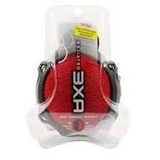 Axe 2-sided Detailer Shower Tool Red