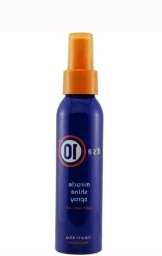Its 10 Miracle Shine Spray With Noni Oil oz by 10- set