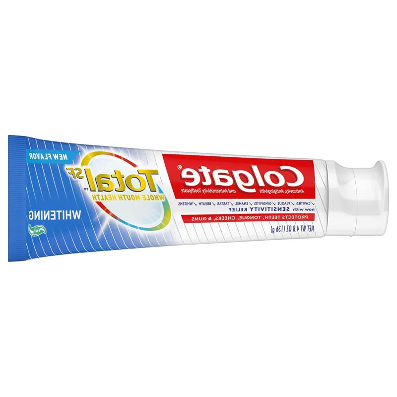 Total Whitening Toothpaste ounce