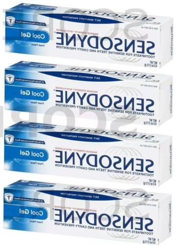 4 toothpaste cool gel 24 7 protection