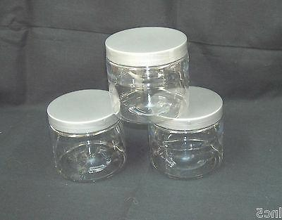 4oz to 16 oz clear pet straight