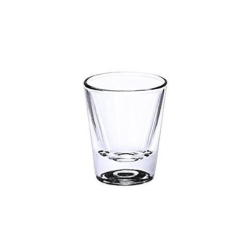 5121 whiskey service lined glass