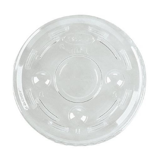 Dart Conex Clear Complements Polypropylene Plastic Condiment Cups Souffle Cups, Salad Containers