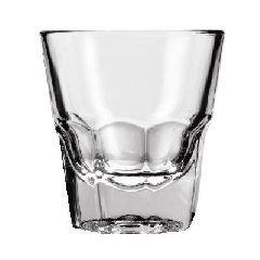 ANH90004 - Anchor New Orleans Rocks Glasses, 4.5oz, Clear