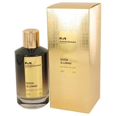 aoud vanille by 4 oz eau de