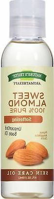 Natures Truth Aromatherapy Sweet Almond 100 Percent Pure Sof