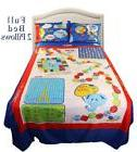 Boys Playtime Bed Sheets Full  – Smart Sheets, Over 50 int