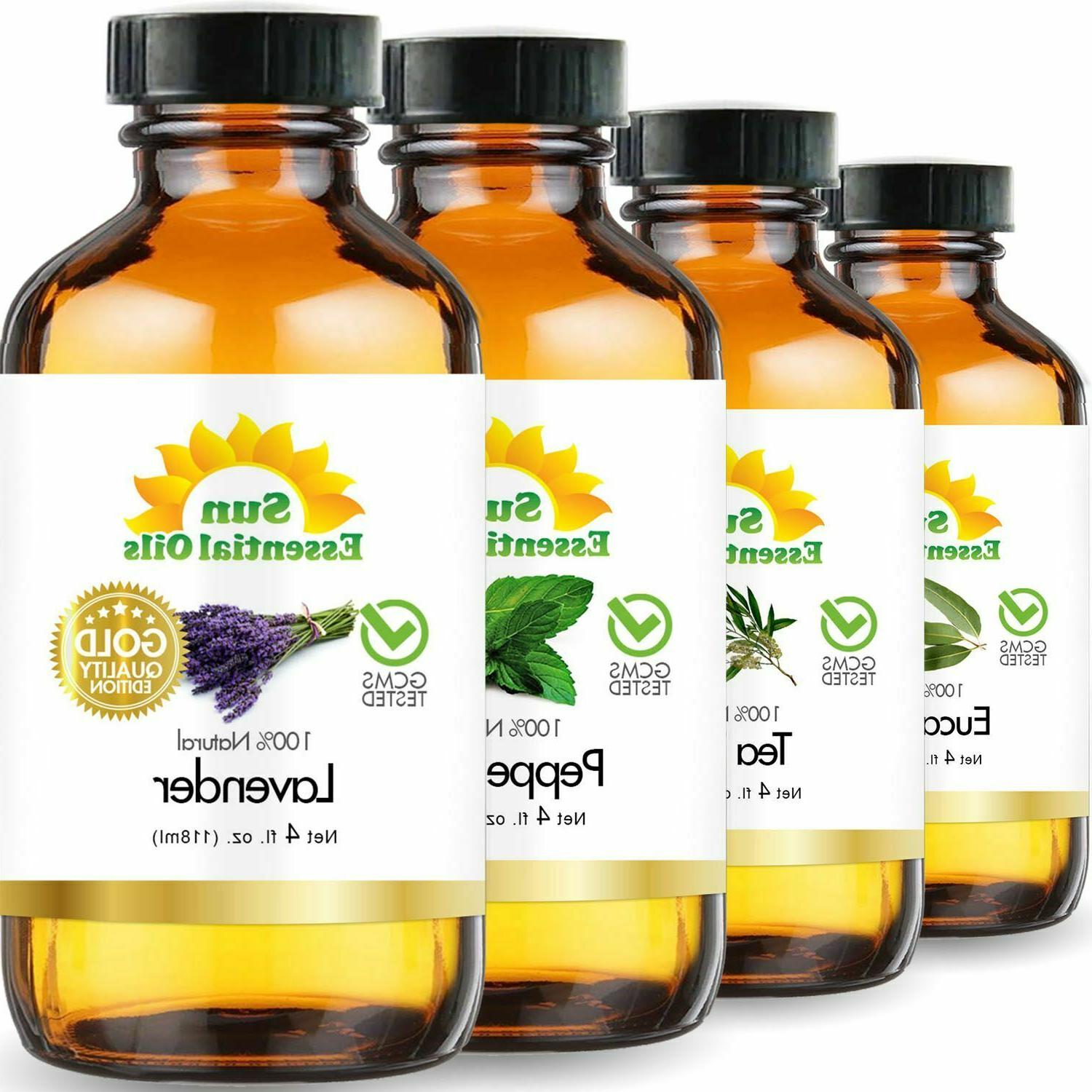 Essential - 100% Pure and Natural - Therapeutic Grade Oil!