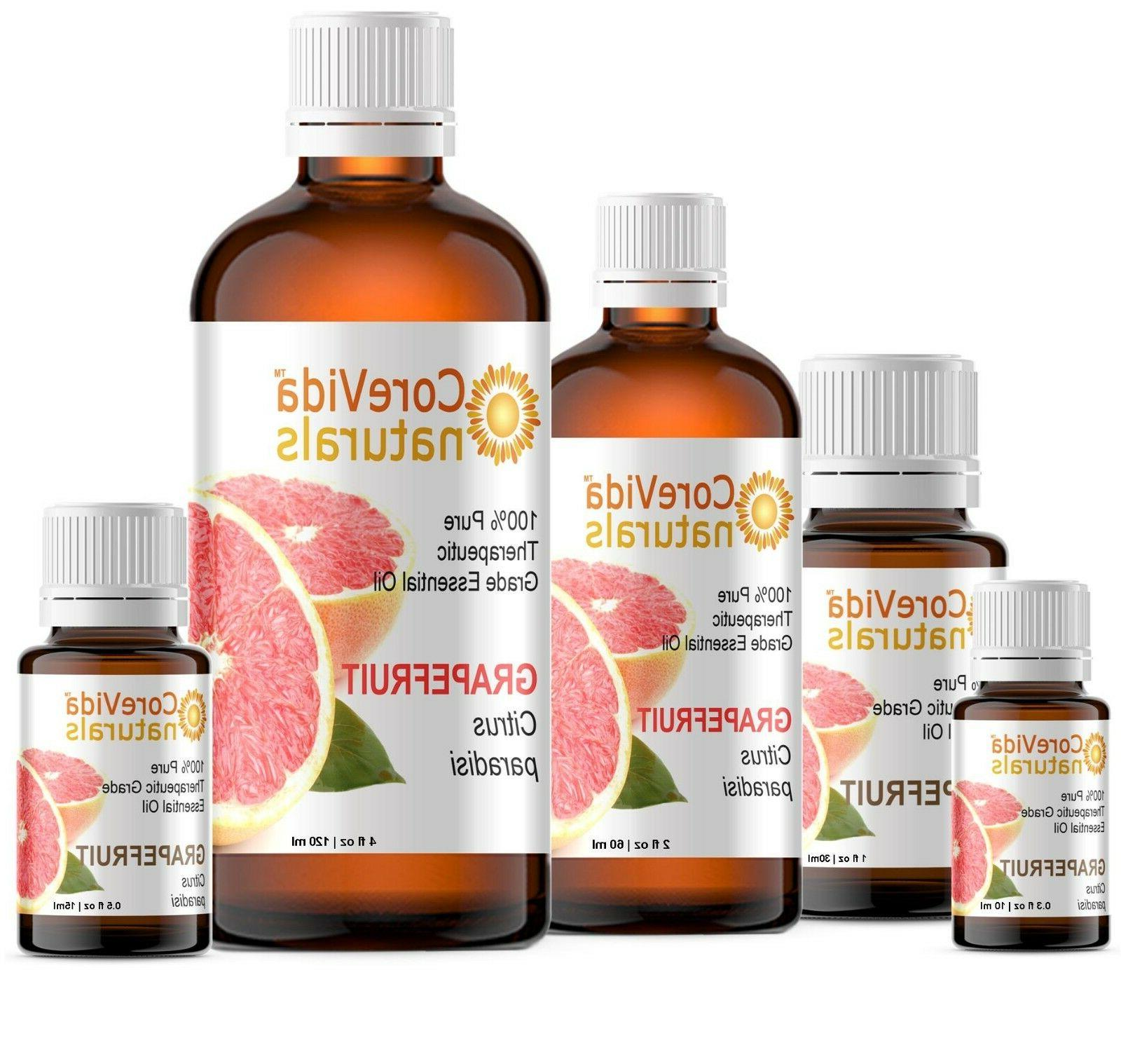 Grapefruit Essential Oil  100% Pure Therapeutic Grade Essent
