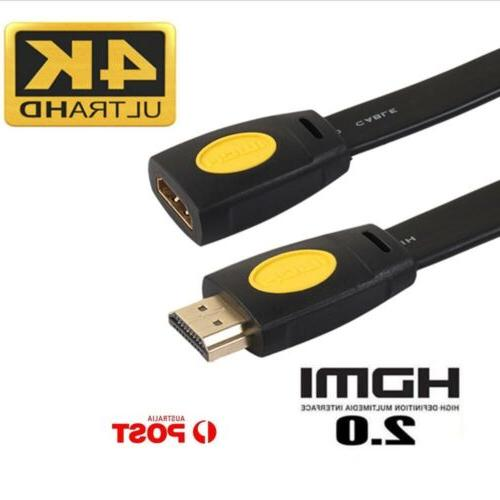 hdmi extension cable male to female wire