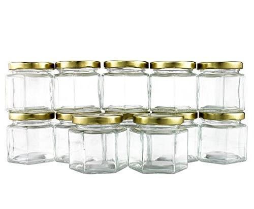 4-Ounce , Dozen 4 for Spices Kitchen Storage