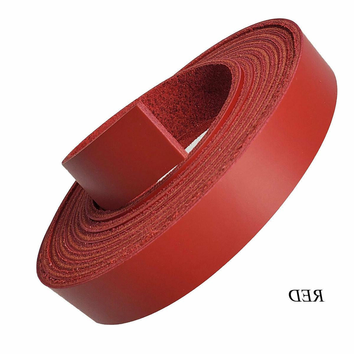 Leather Strips 3/4 -7 Collars,