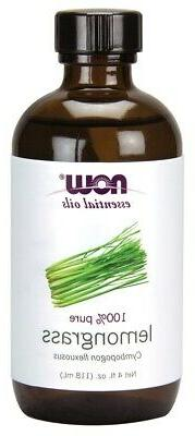 Lemongrass Oil Now Foods 4 fl oz Liquid