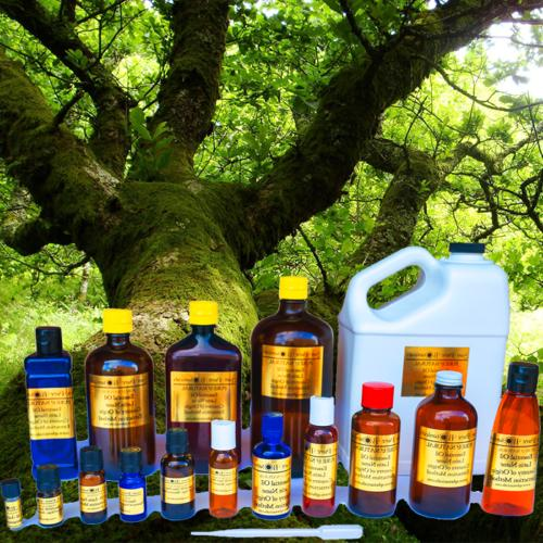 Oakmoss Absolute Essential Oil - 100% PURE NATURAL - Sizes 3