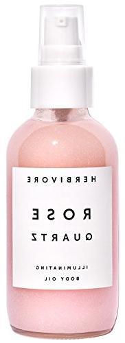 Herbivore Botanicals - Natural Rose Quartz Illuminating Body
