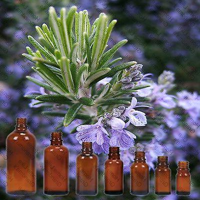 Rosemary Essential Oil - 100% Pure and Natural - Free Shippi