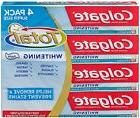 Colgate Total Whitening Toothpaste  - Removes Yellow Stains